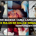 Bayi 8 Bulan Nyaris Jadi Makanan Biawak di Pahang (3 Gambar)