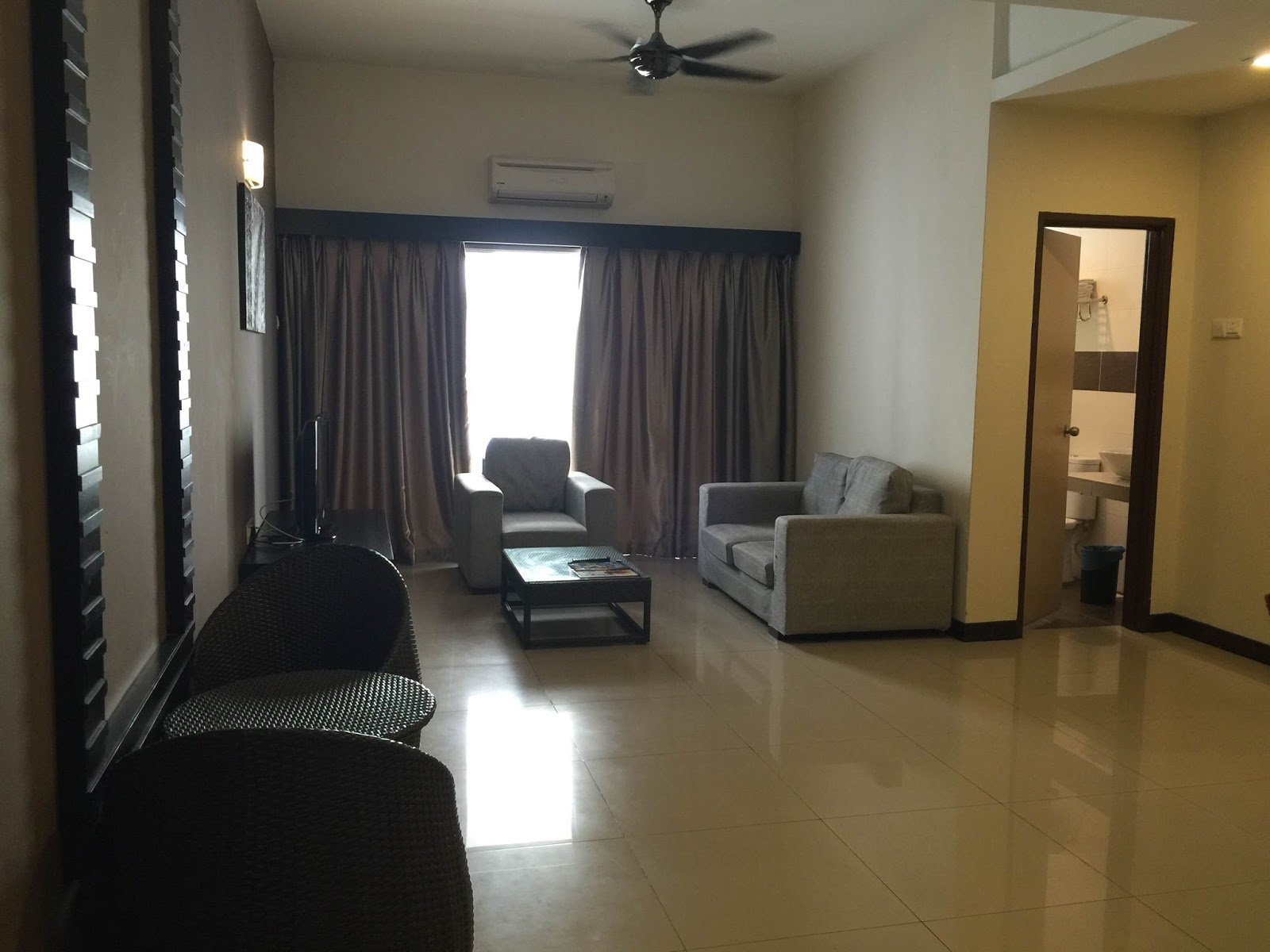 The Good Features About This Resort Are Its Various Room Types You Can Choose From A Studio Apartment 2 Bedroom 3 Or