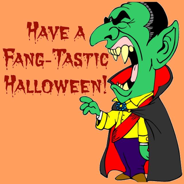 Halloween Fang 2