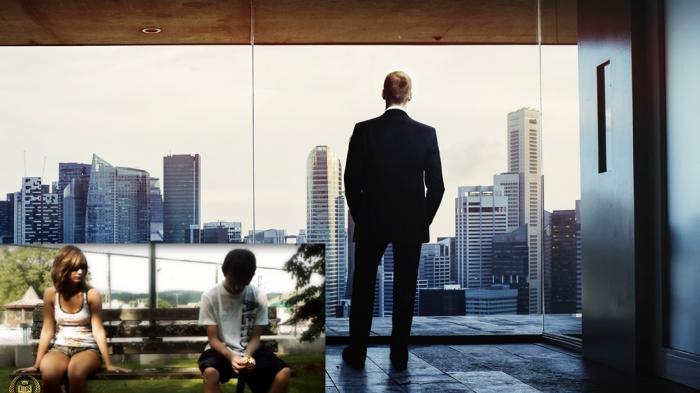 arsitek menulis kisah pria yang ditolak cintanya karena miskin
