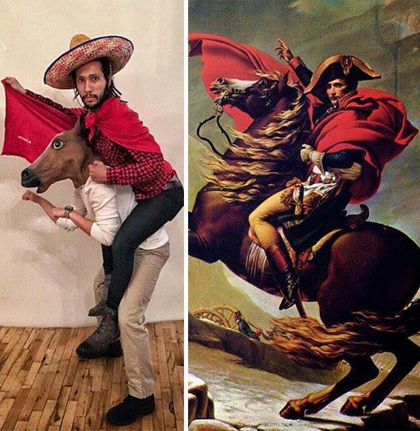recreating famous artwork fools do art-5