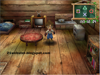 Screenshots Harvest Moon A Wonderful life Special Edition