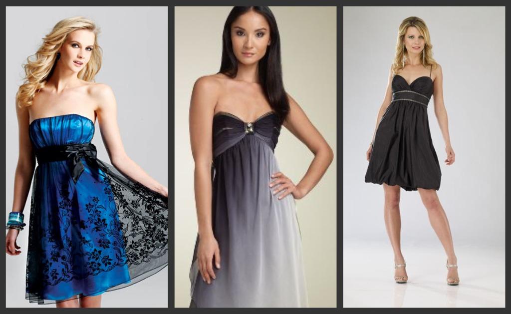 Teen fashion news vestidos cortos para bodas y cocteles for Boda en jardin de noche como vestir