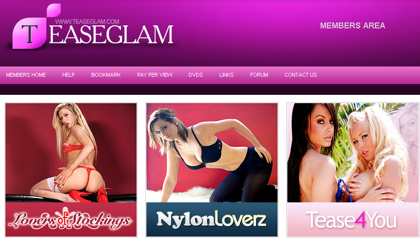 Free Porn Passwords TEASE GLAM 23rd June 2015