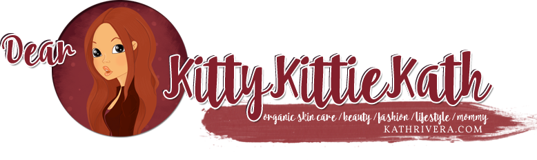 Dear Kitty Kittie Kath- Top Lifestyle, Mommy, and Beauty Blogger Philippines