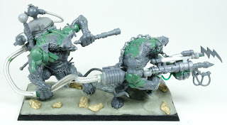 Skaven Warp Lightning Cannon Conversion