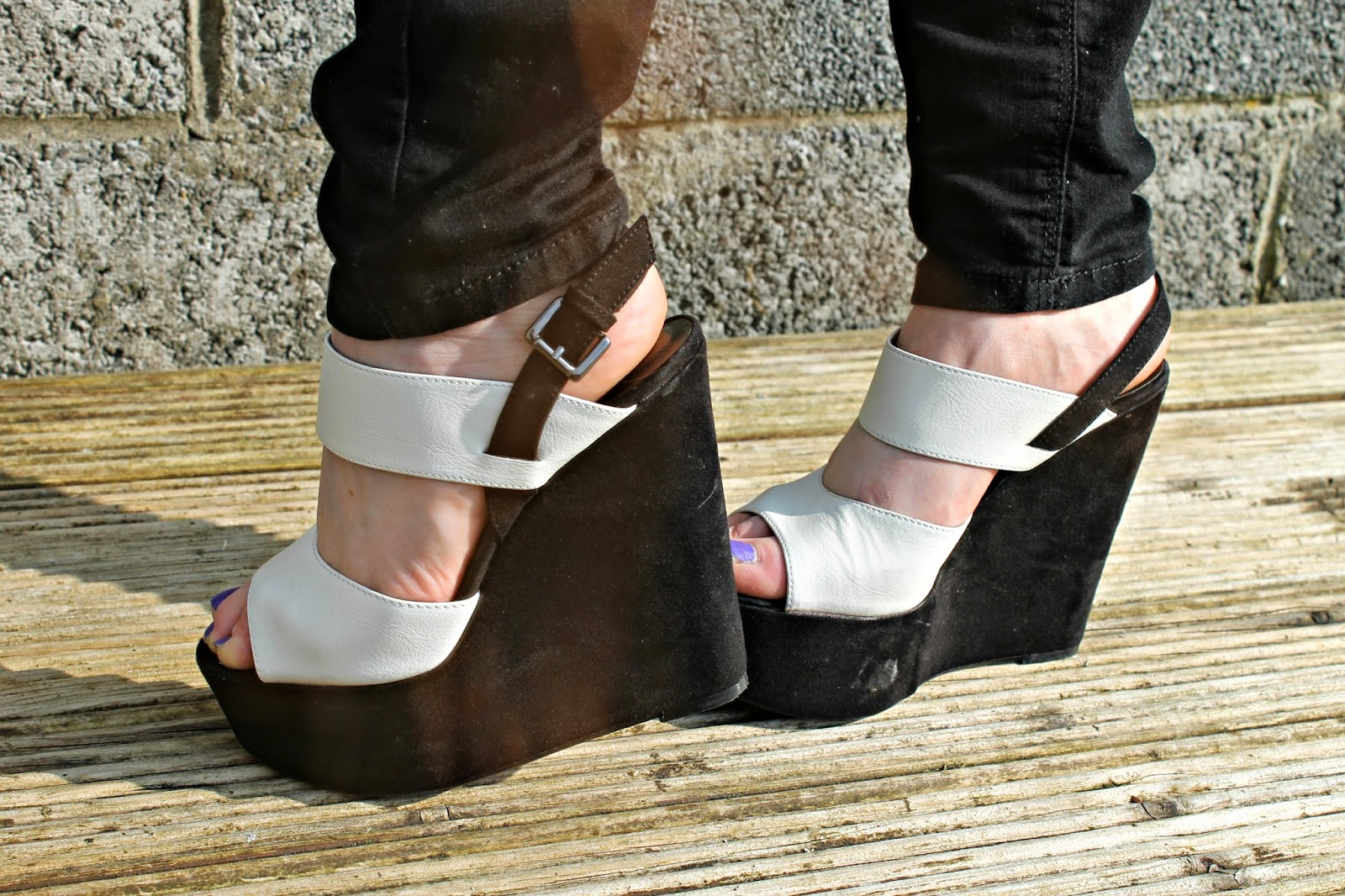 new look wedges blog