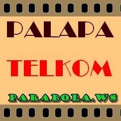 parabola palapa+telkom