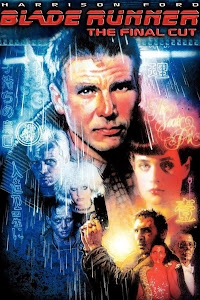 Poster Of Blade Runner 1982 In Hindi Bluray 720P Free Download