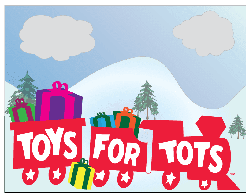 Artwork Toys For Tots : Bbarnyard toys for tots poster