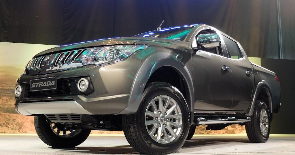 All New 2015 Mitsubishi Strada Philippines | Autos Post