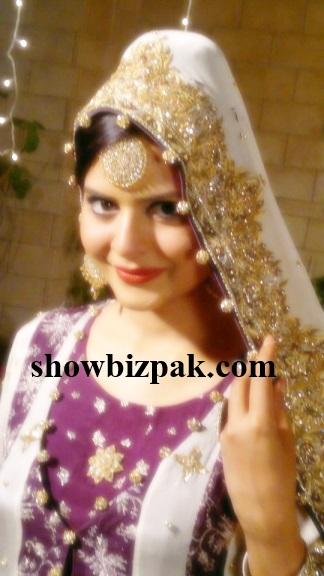 Beenish Chohan Wedding Pics