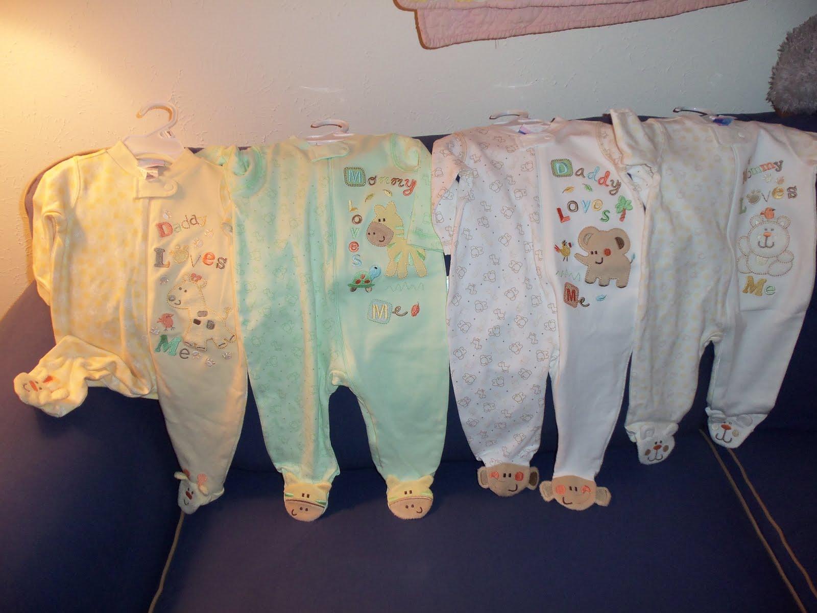 uni baby clothes
