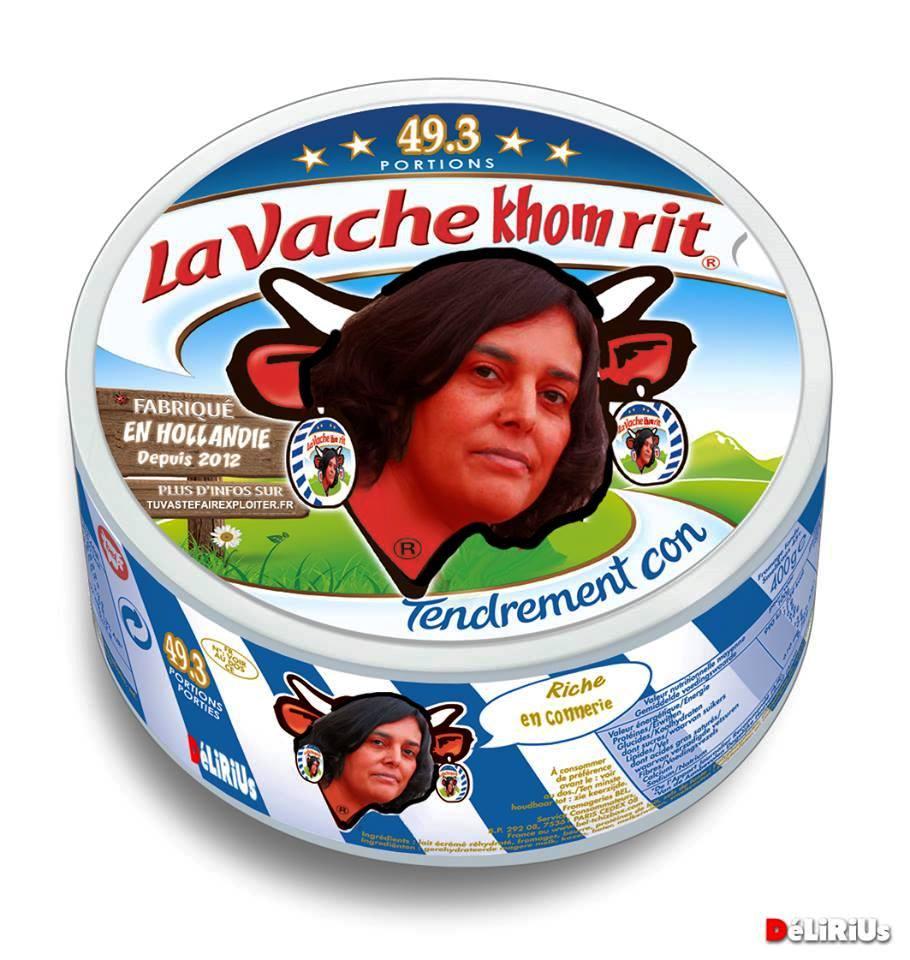 La vache khom rit