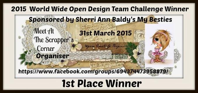 Winner 2015 World Wide Open