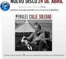 José Luis Perales Calle Soledad, su nuevo disco