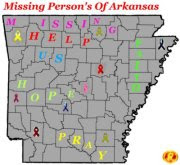 Missing Persons of Arkansas