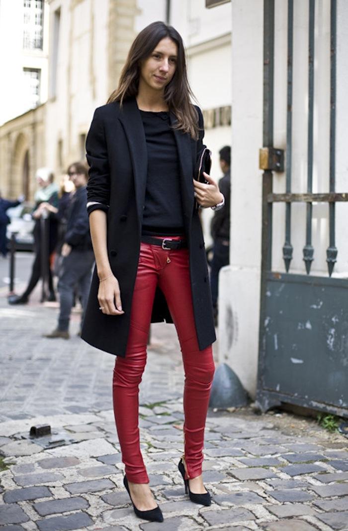 STYLE CRUSHINu0026#39; - Geraldine Saglio | Leather u0026 Porridge
