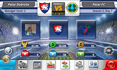 create team Top Eleven 2015