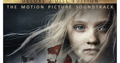 Les Miserables Movie Soundtrack Deluxe Altered Tapestr...