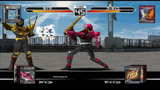 Download Game Kamen Rider Ryuki PS1 For PC Full Version ZGASPC