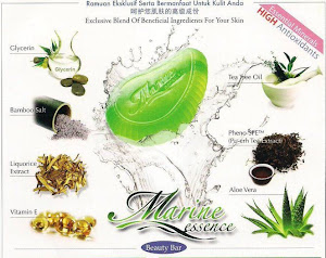 Sabun Marine Essences