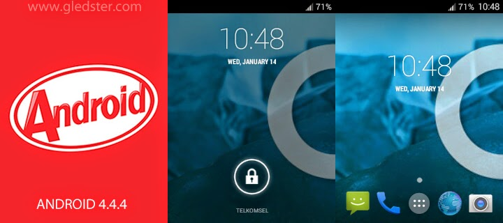 Cara Update Galaxy Young S5360 Ke Android Kitkat 4.4.4