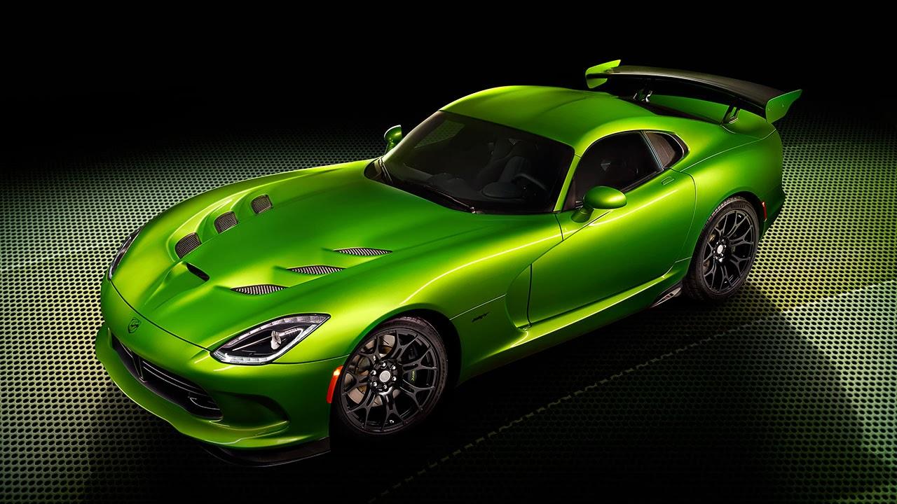 Stryker Green  2014 SRT Viper
