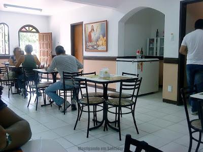Restaurante Café de São Pedro