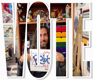 Please vote here for Robt for NEA Social Justice Activist of the Year
