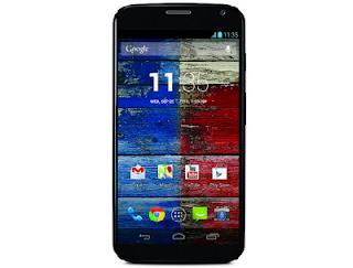 Take Screenshot on Motorola Moto X