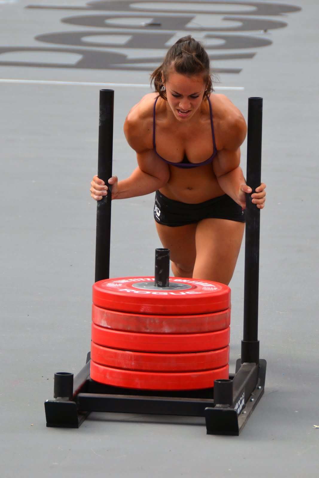 crossfit girls sexy hot naked