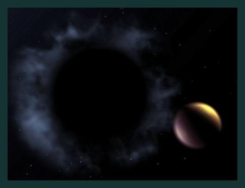 lorong waktu, lubang hitam, luar angkasa, black hole, segitiga bermuda, pusaran, gambar ruang angkasa, planet