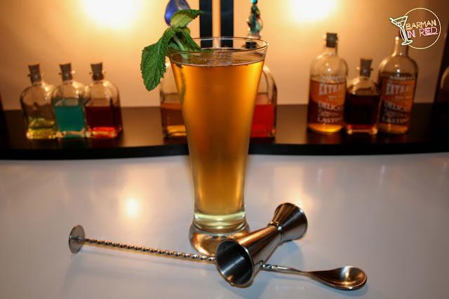 Cucaracha Beer Coctel