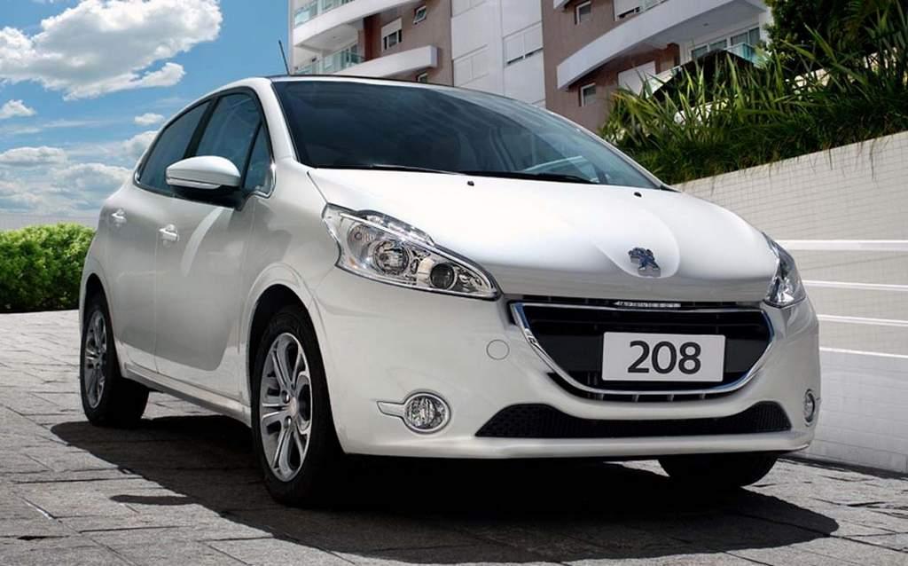 Nuevo Peugeot 208 llega en Abril a Argentina