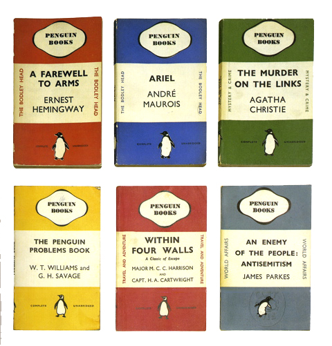 Penguin Classic Book Cover Font : Themes typography a brief history of th century type