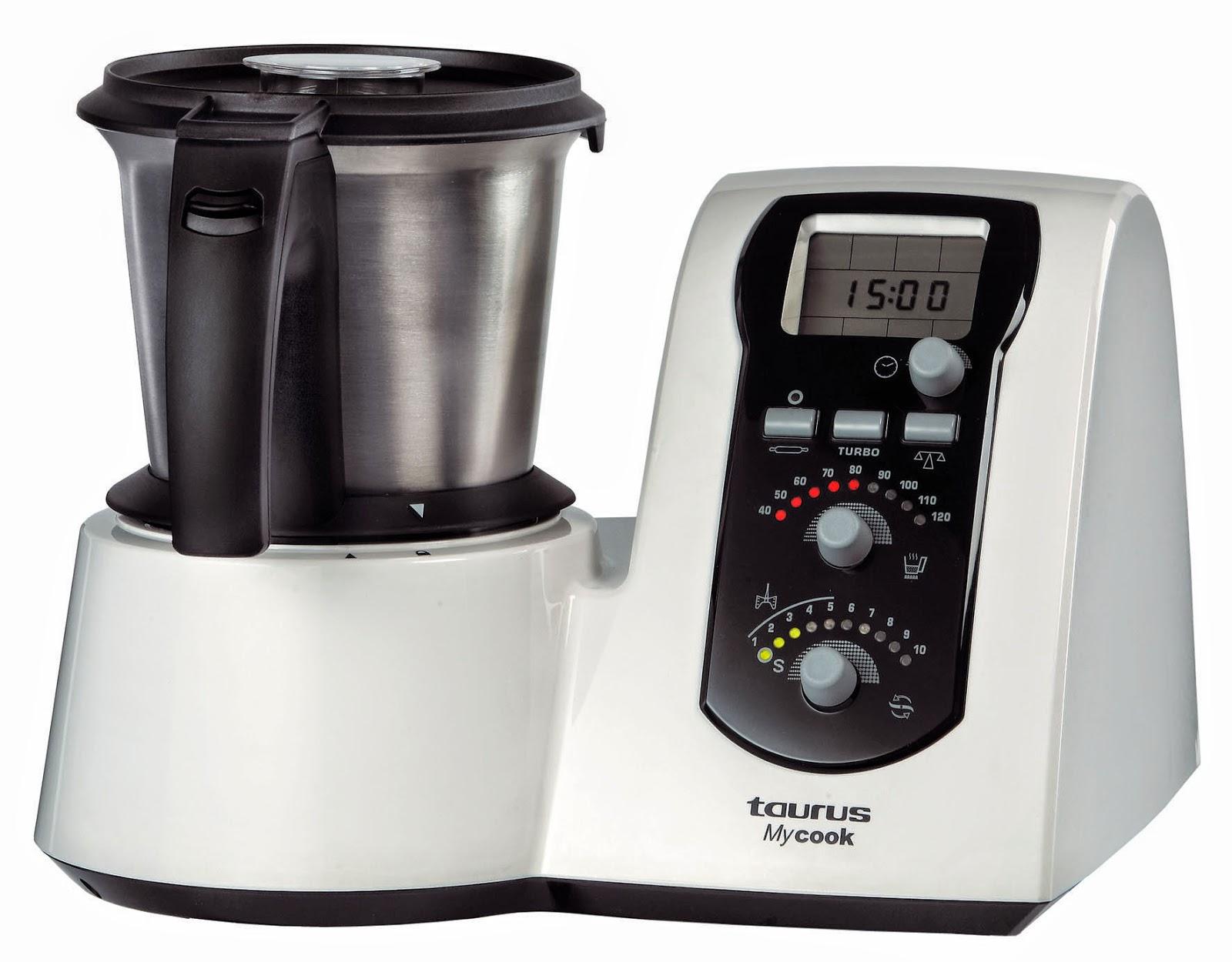 Bonito robot de cocina similar a thermomix galer a de - Robot de cocina monsieur cuisine plus ...
