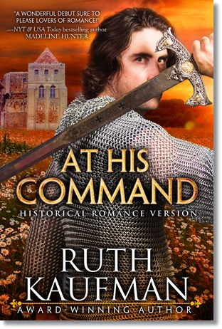 At His Command (Ruth Kaufman)