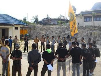 Diklat II Gespala SMKN 3 Tanjung Selor