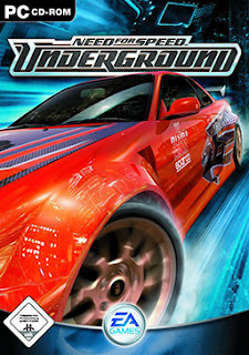 Need For Speed UnderGround 1 Full Version PC Game