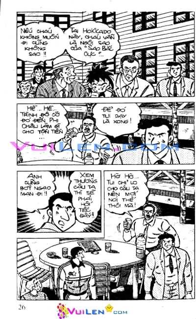 Jindodinho - Đường Dẫn Đến Khung Thành III  Tập 44 page 26 Congtruyen24h
