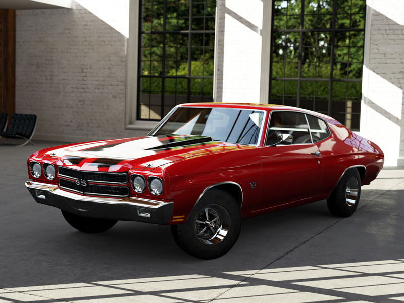 1969 Chevrolet Chevelle Overview Auto Enthusiasts