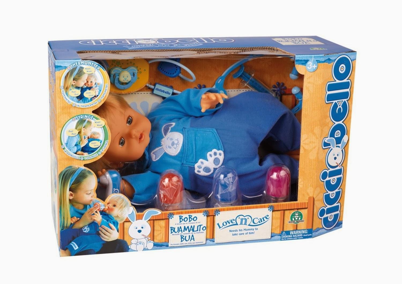 Cicciobello bua il bambolotto di giochi preziosi per for Cicciobello bua prezzo auchan
