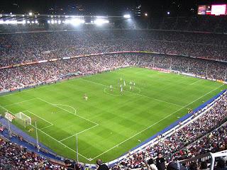 Sejarah Berdiri Stadion Estedio Camp Nou (Barca)
