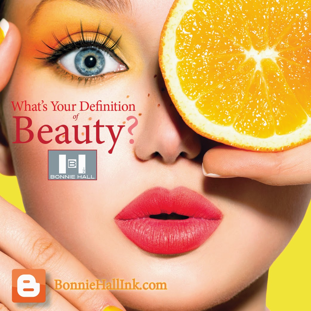 Bonnie Hall Ink - What's Your Definition of Beauty?