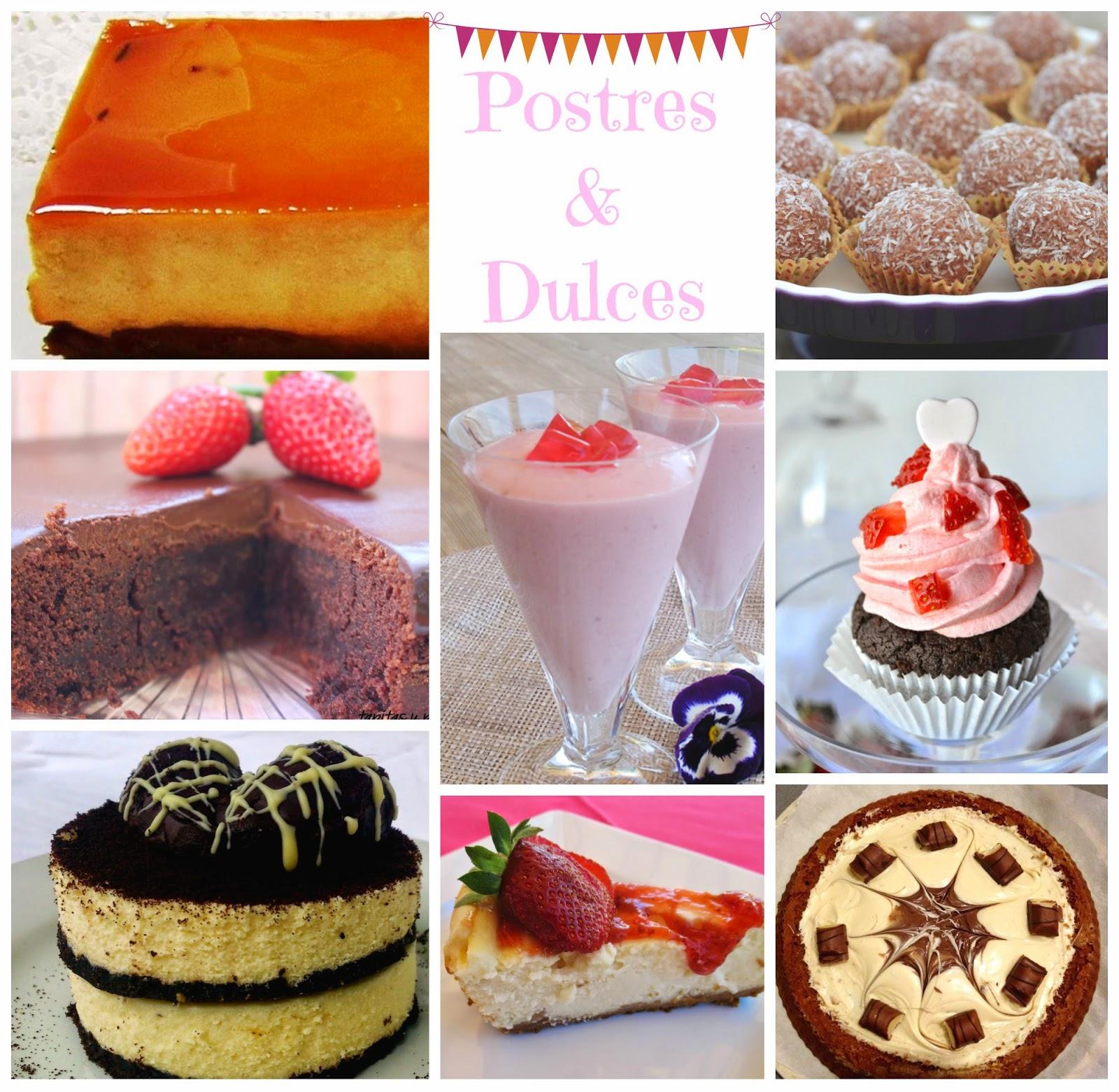 Recetas dulces facilisimo selecci 243 n de recetas for Facilisimo cocina postres