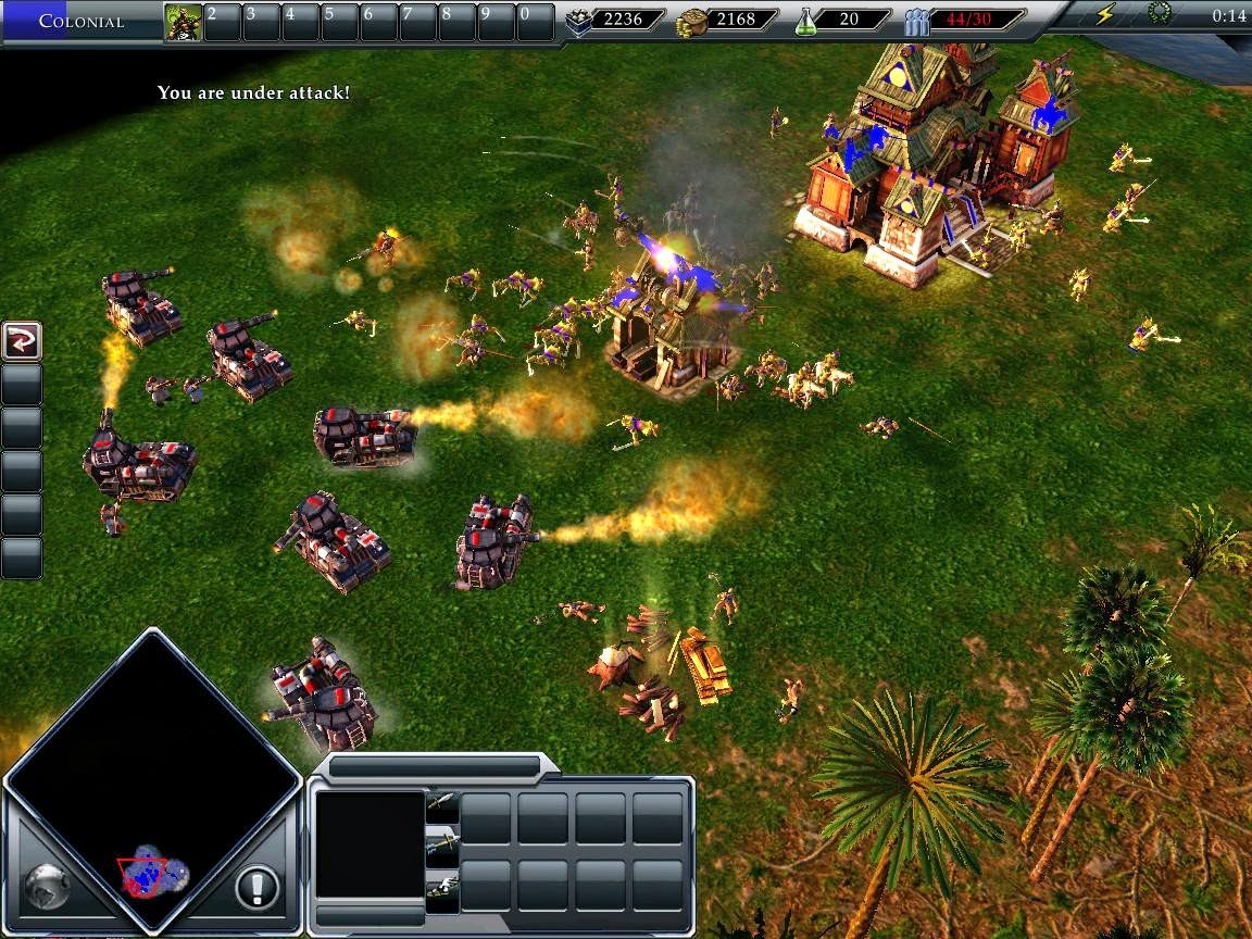 game gratis Empire Earth 3