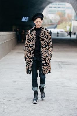Model Pakaian Pria Korea 2016