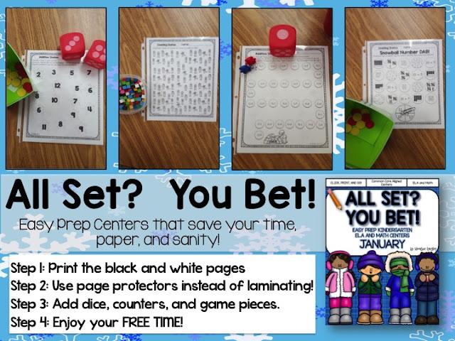https://www.teacherspayteachers.com/Product/Easy-Prep-Centers-JANUARY-All-Set-You-Bet-2274620