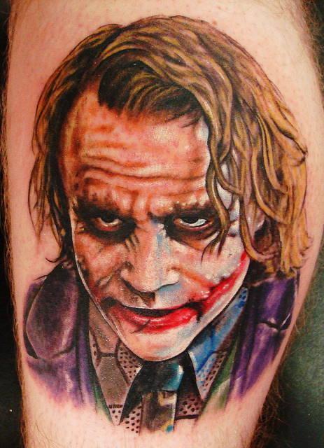 filmes, tatuagens, imagens, batman o cavaleiro das trevas, 25 tatuagens baseadas em filmes, arte corporal cinematográfica, eu adoro morar na internet